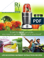 Nutribullet Manual english