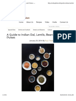 guide to indian legumes