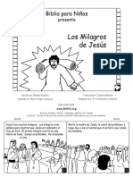 The Miracles of Jesus Spanish CB6