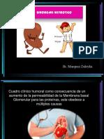 sindrome nefrortico