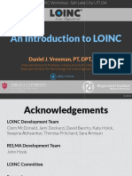 2015 08 11 - LOINC Introduction