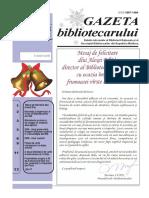 Gazeta Bibliotecarului 97-98