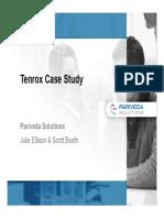 Tenrox Case Study Pariveda Solutions 2013 Nov FINAL to Tenrox