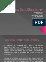 Antena Dolp Chebychev