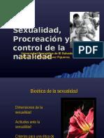 Sexualidad, Procreación y Control de La Natalidad