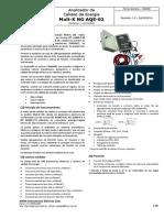 K0059- Analizador de Calidad de Energía - AQE-02 (REV1.0) (ESP)