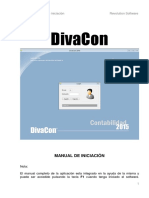 Manual Divacon