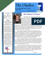 St. Francis' Eureka MO 2010 April Newsletter