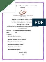 Informe 2 de Nutricion Clinica