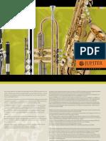 Catálogo Jupiter Instrumentos 2015