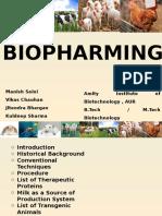 BioPharming (Molecular Farming)