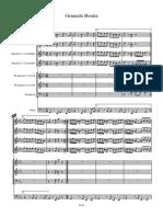 Granada Bonita - Score and Parts
