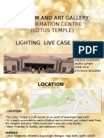 Case Study Lighting