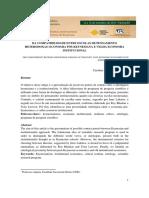 2015 Carolina Miranda Cavalcante Da Compatibilidade Entre Escolas de Pensamento Heterodoxas Economia Pos Keynesiana e Velha Economia Institucional