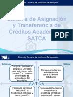 SATCA y Programas Por Competencias