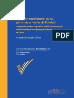 Diagnóstico. Políticas de Inserción Mujeres Privadas de Libertad en Chile