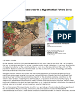 A Hypothetical Democracy in a Hypothetical Future Syria