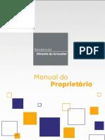 Manual Do Proprietário - Brisa Do Cerrado