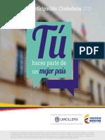 Guía de Participación Ciudadana 2015