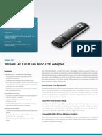 DWA-182 C1 Datasheet
