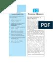 Finance Market & Comparaive Development