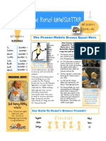 Fall 2 Session Newsletter 2015