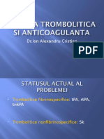 10. Terapia Trombolitica Si Anticoagulanta