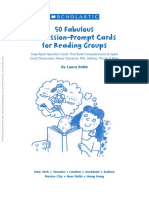 reading prompt cards book  1