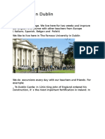 Our time in Dublin.docx