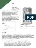 Américo Vespúcio – Wikipédia, A Enciclopédia Livre