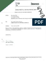 Dra. Sandra Correa Acta Finiquito