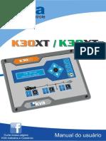 Manual K30XT XTe