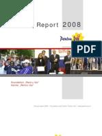 Annual Report Pentru Voi 2008 En
