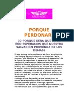 39A-PORQUE SERA QUE EN EL EGO ESPERAMOS QUE NUESTRA SALVACION PROVENGA DE LOS DEMAS?