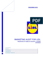 Marketing Audit New
