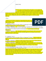 plausible outline for argumentative essay