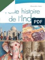 Petite Histoire de L-Inde