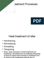 Heat Treatment of Sttel1