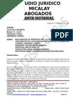 Oc Carta Notarial La Ribera