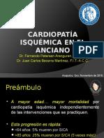 Cardiopatía Isquémica en El Anciano