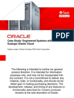 Engineered Sytems Exalogic Exadata