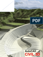 Tutorial Civil 3D 2010 - Instituto Arts