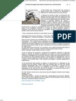 Lei Ciclomotores em São Paulo e Guarulhos