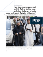 Revista de Prensa Internacional