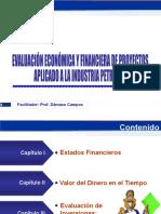 Evaluacion Economica y Financiera de Proyectos Para La Industria Petrolera