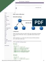 BGP Route Reflectors - Knowledge Base