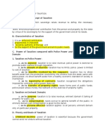 General Principles Notes