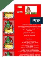 Livro de Receitas Ceia de Natal 02