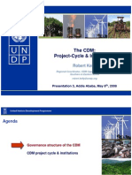 Microsoft Power Point - Presentation 3 - The CDM Project-cycle