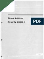 235972602 Manual de Oficina Motor OM 616 963 II Correo
